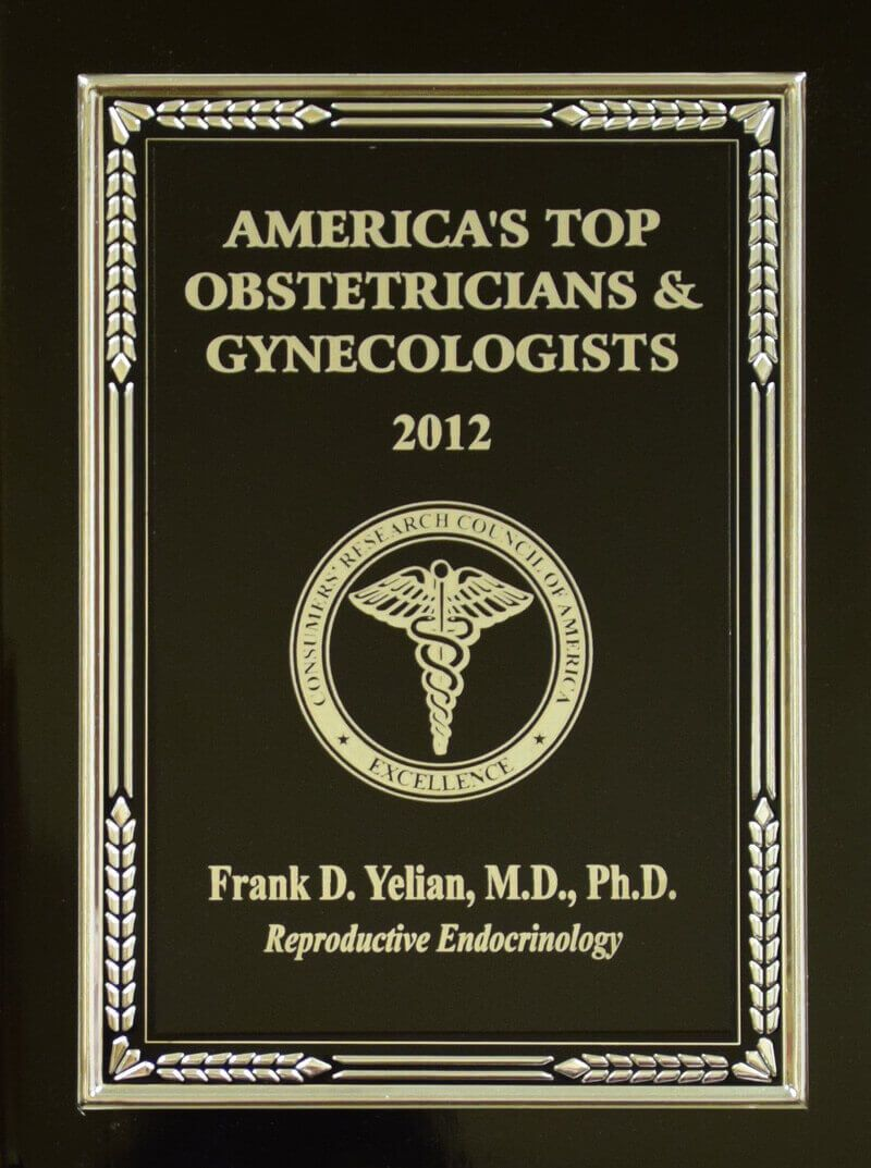 America's Top Obstetricians & Gynecologists 2012