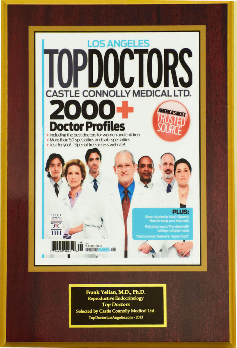 Los Angeles Top Doctors 2000+