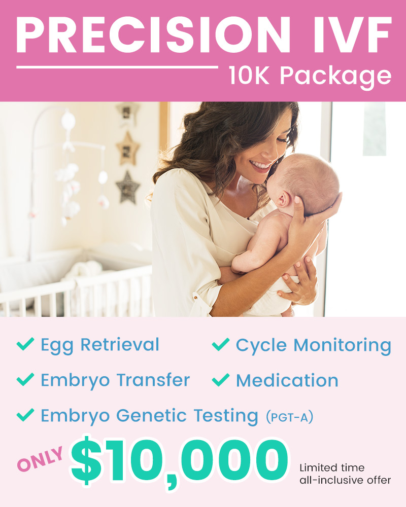 PRECISION IVF 10K Package
